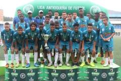Subcampeonato Liga Antioqueña de Futbol